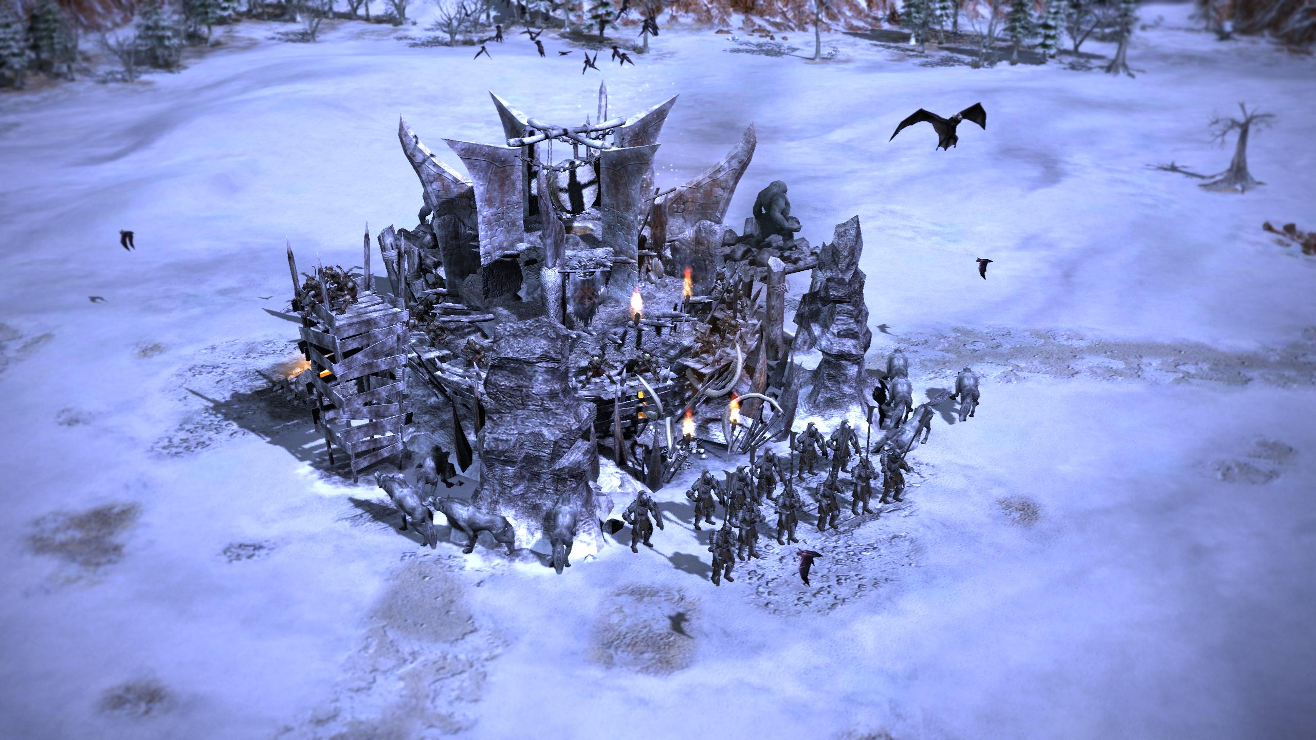 La Forteresse des Monts Brumeux