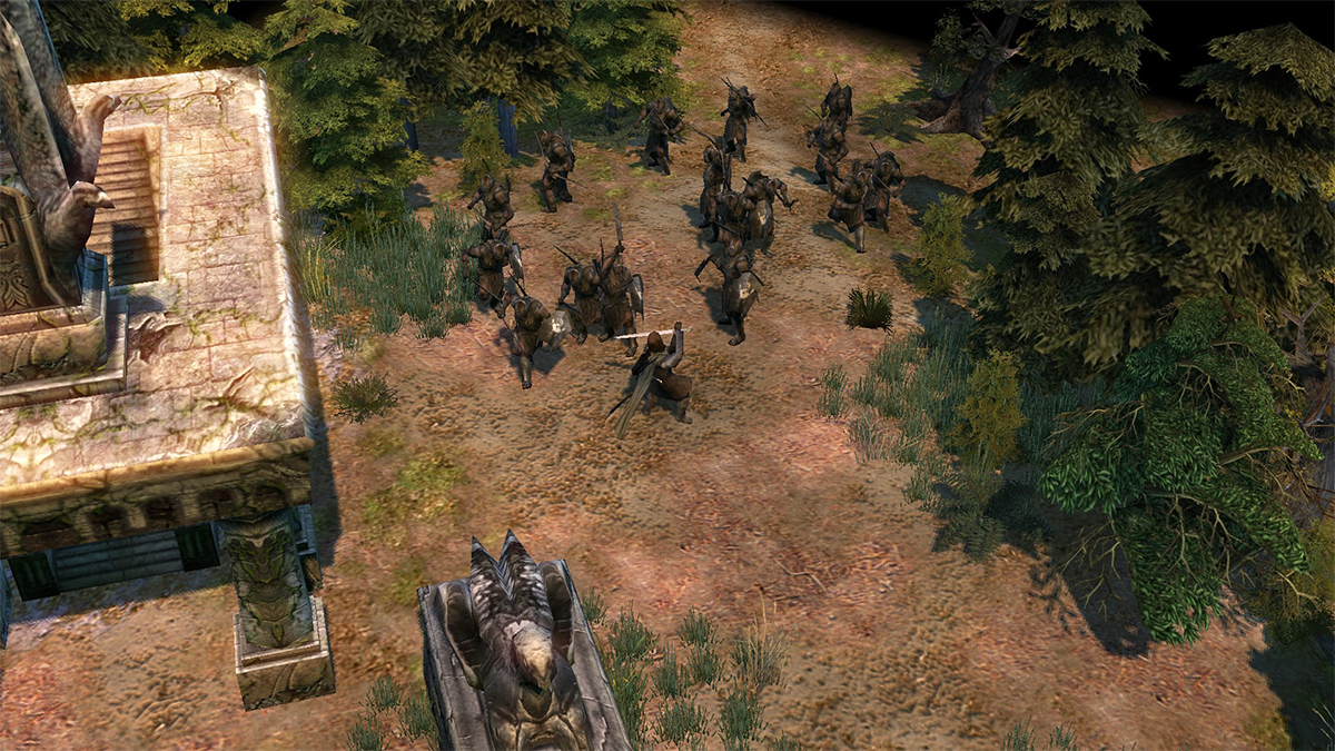 Age of the Ring mod for Battle for Middle-earth II: Rise of the