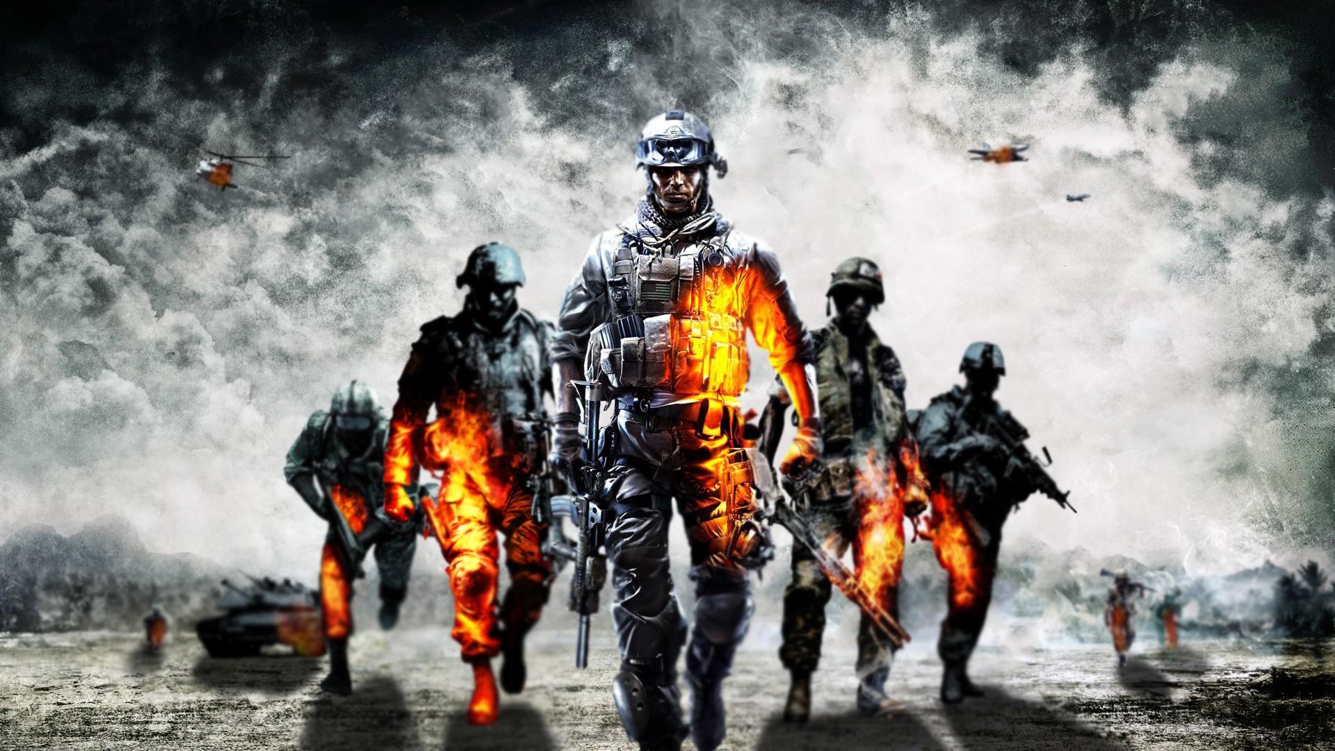 the most epic battlefield wallpaper ever image - mattmandude - mod db