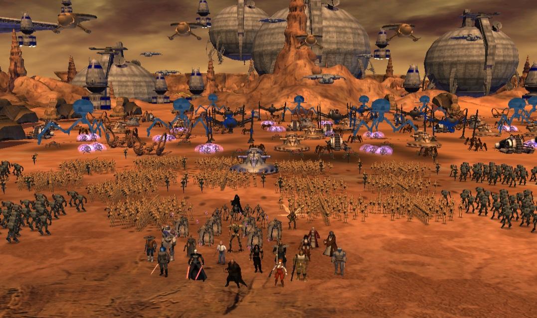 Star Wars The New Droid Army (Español) ROM GBA .zip