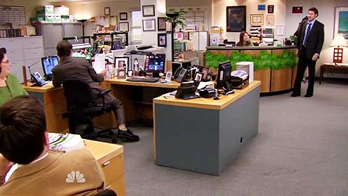 Dwight 39 s megadesk image commissar delta mod db for Office design kz
