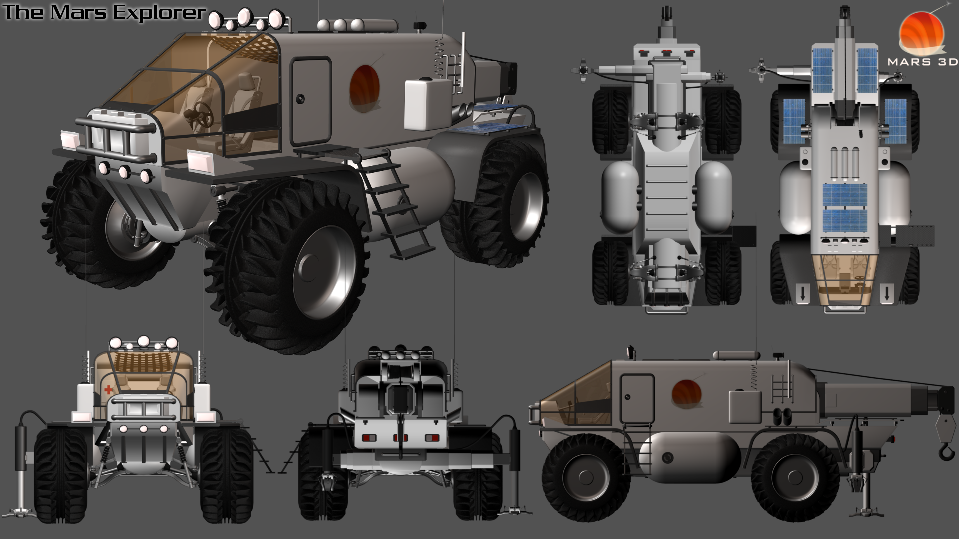 mars transport concept vehicle essay Nasa har nemlig lige afsløret deres mars rover concept vehicle, der får månebilen fra 1970'erne til at ligne en sæbekassebil du kan se den officielle afsløring af bilen i videoen ovenover, og så kan du jo drømme lidt om at fræse rundt på den røde planet i den her 3 ton tunge cruiser med plads til fire astronauter, der triller rundt med 5o tommer dæk og.