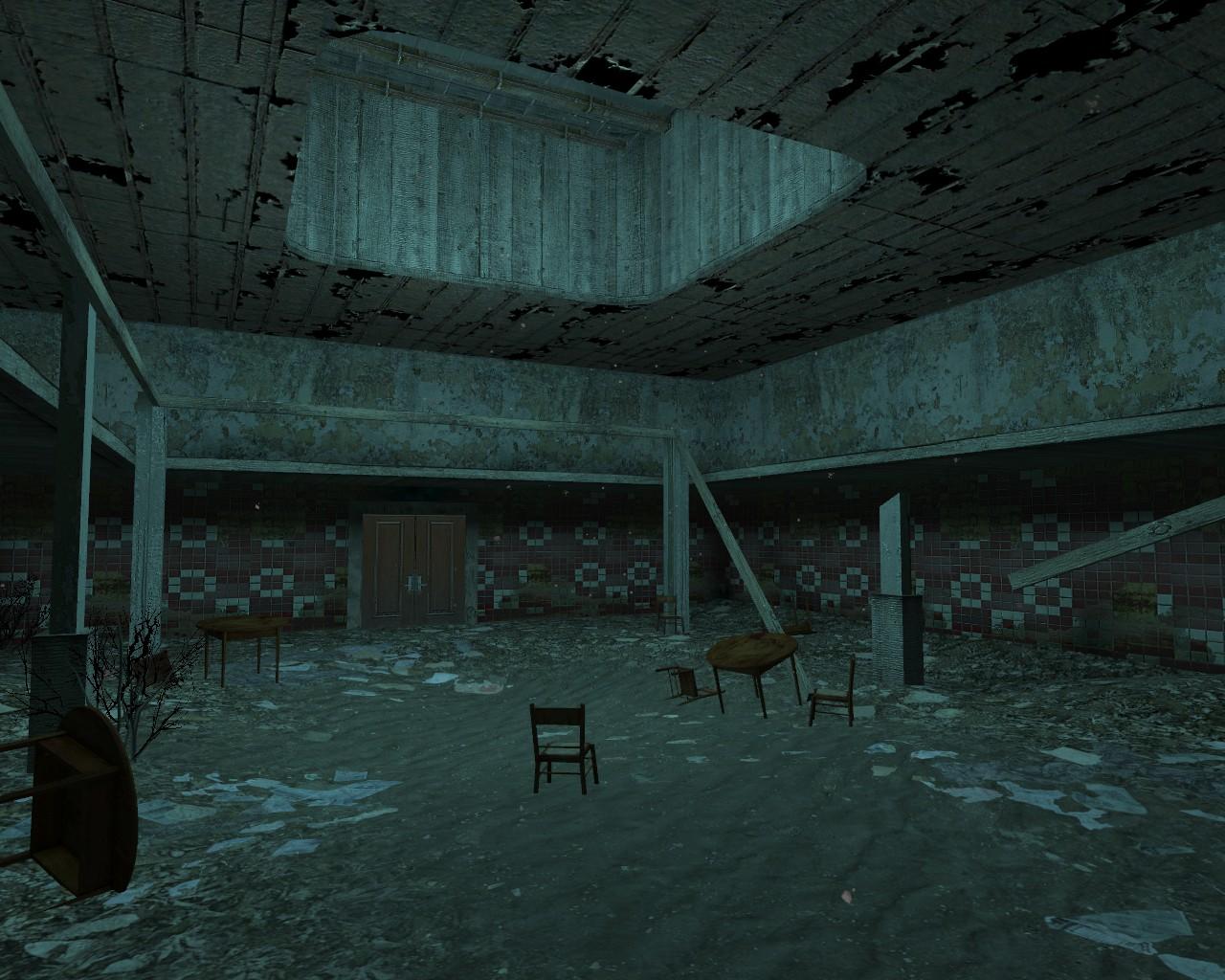 Czeshop Images Titanic Wreck Interior