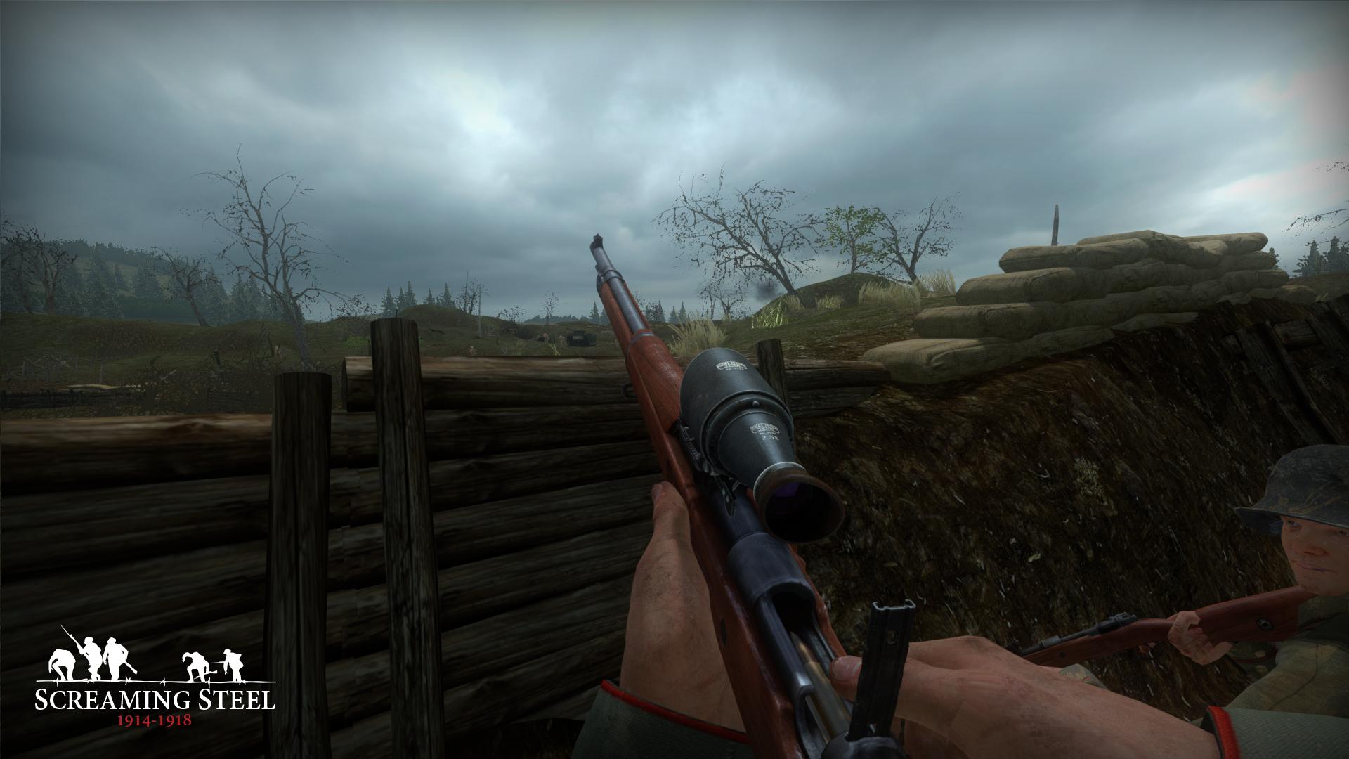 gew98 scope