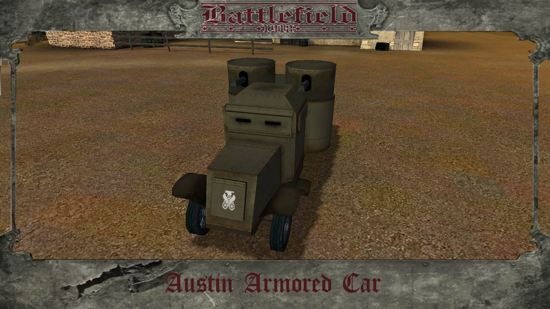 Austin Armored Car