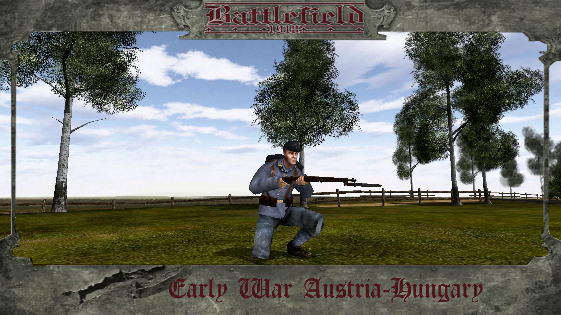Early War Austria Hungary