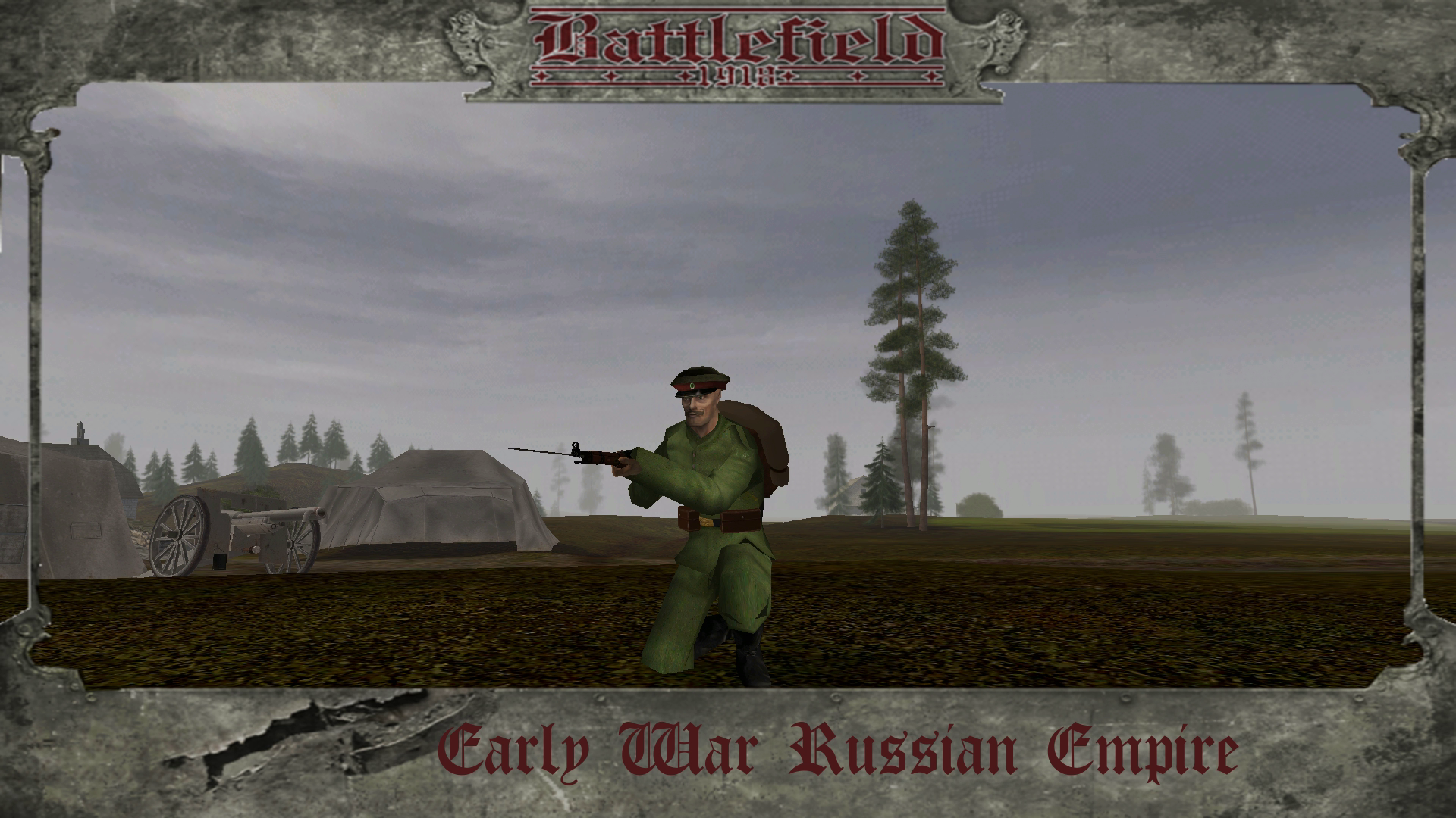 Early War Russian Empire