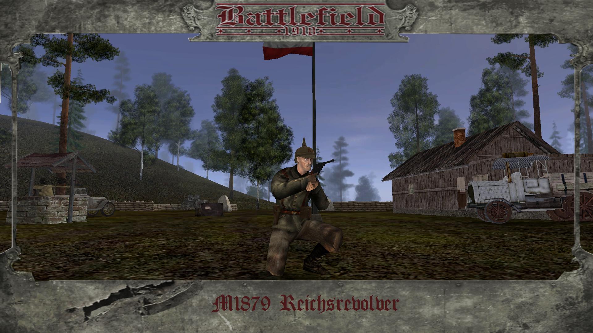 German Revolver