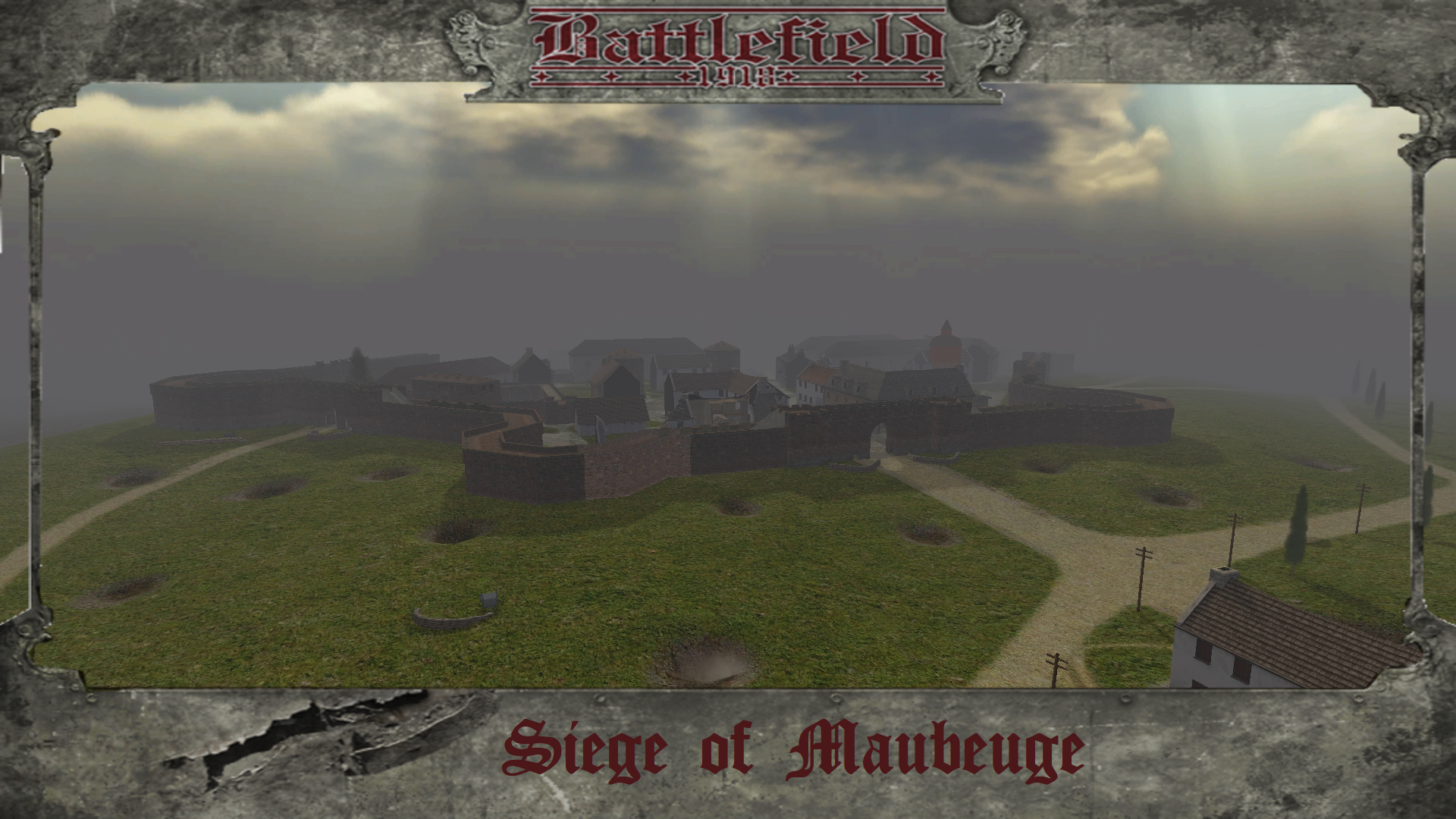 Siege of Maubeuge 01