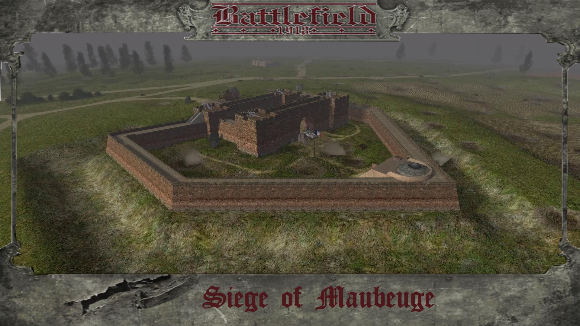 Siege of Maubeuge 02