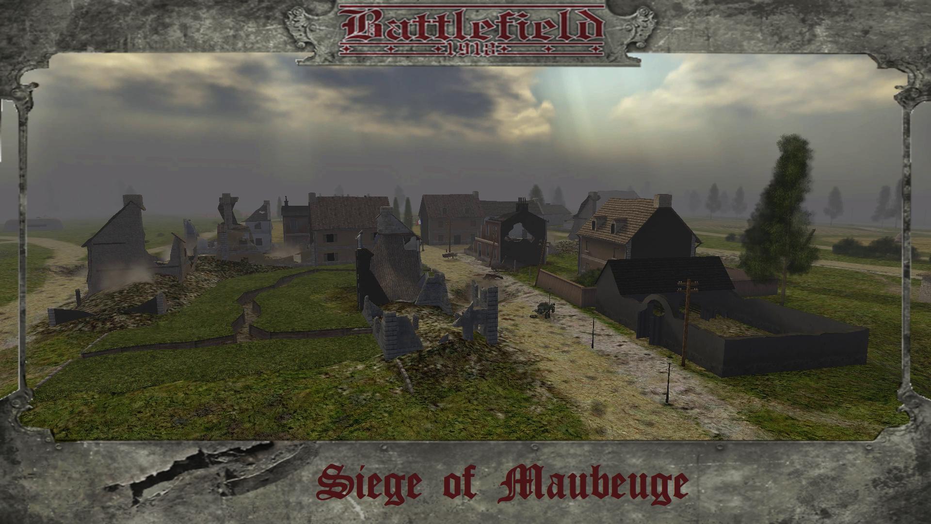 Siege of Maubeuge 03