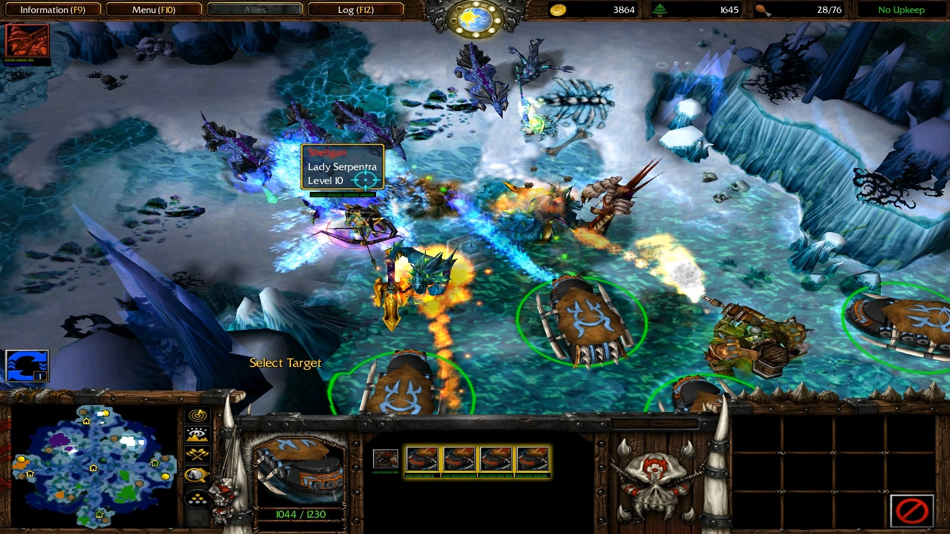 Warcraft III The Frozen Throne PC Download