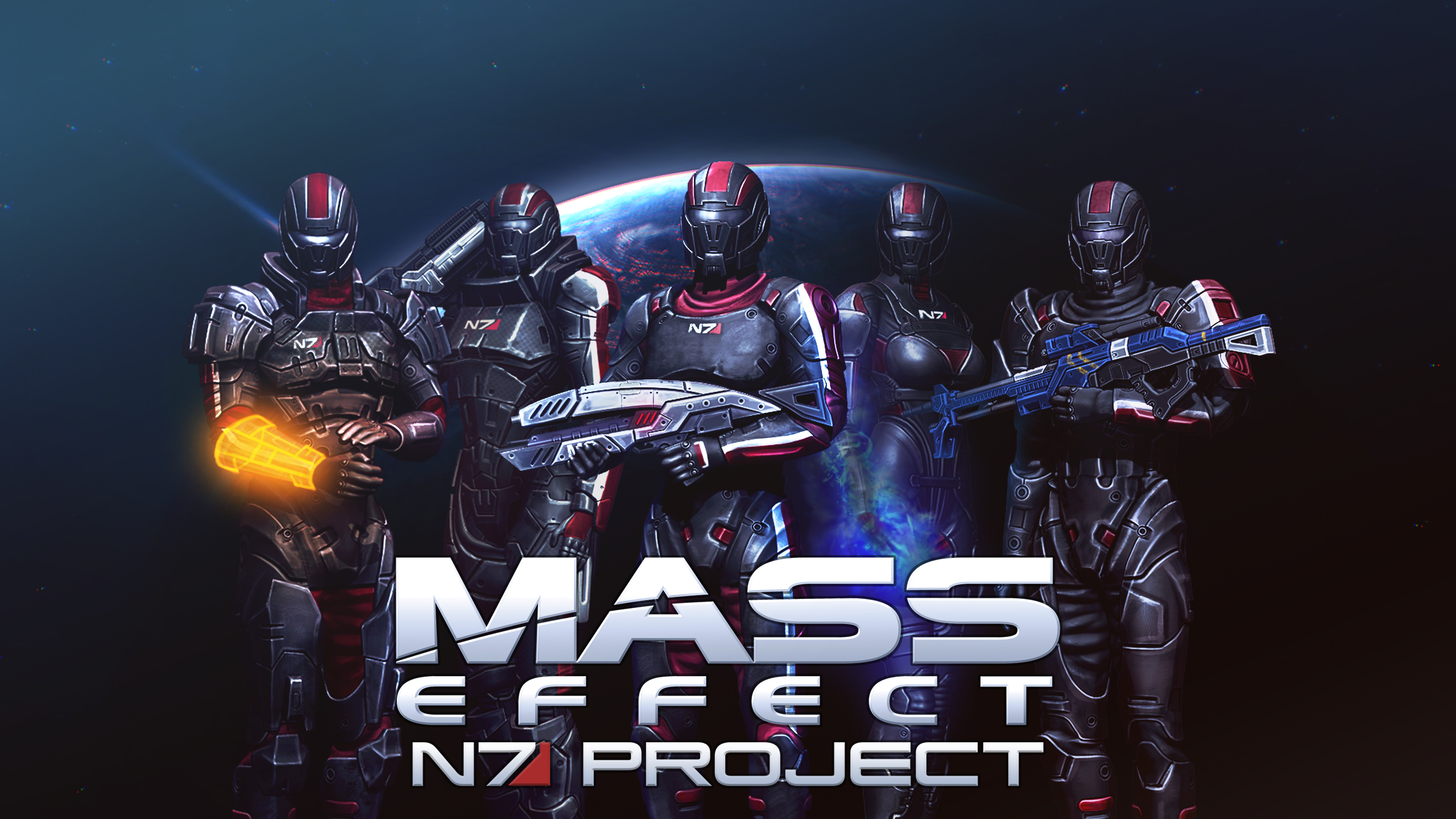 Mass Effect: N7 Project
