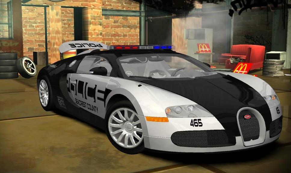 Bugatti Veyron Police Car image - gamefreak42 - Mod DB