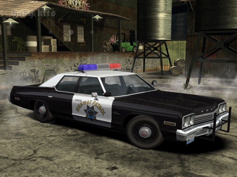 Report Rss Dodge Monaco Police Car View Original