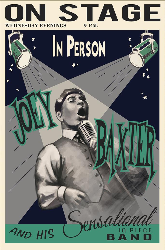 Joey Baxter Poster