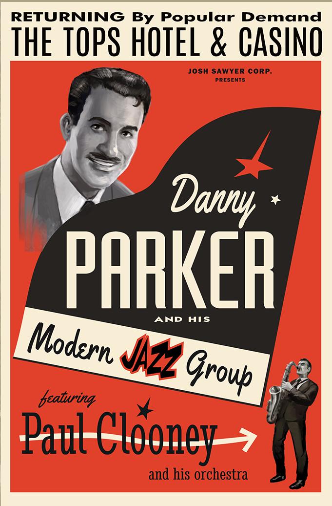 Danny Parker Poster