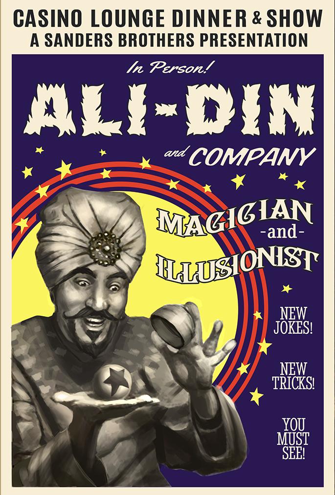 Magic Poster 2