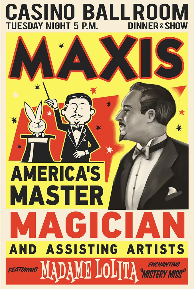 Magic Poster 3