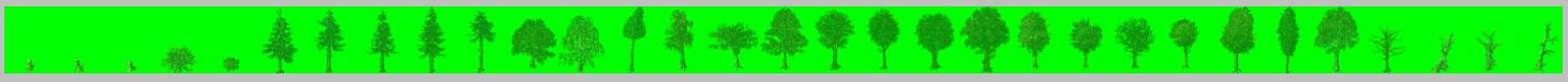 Faint Trees