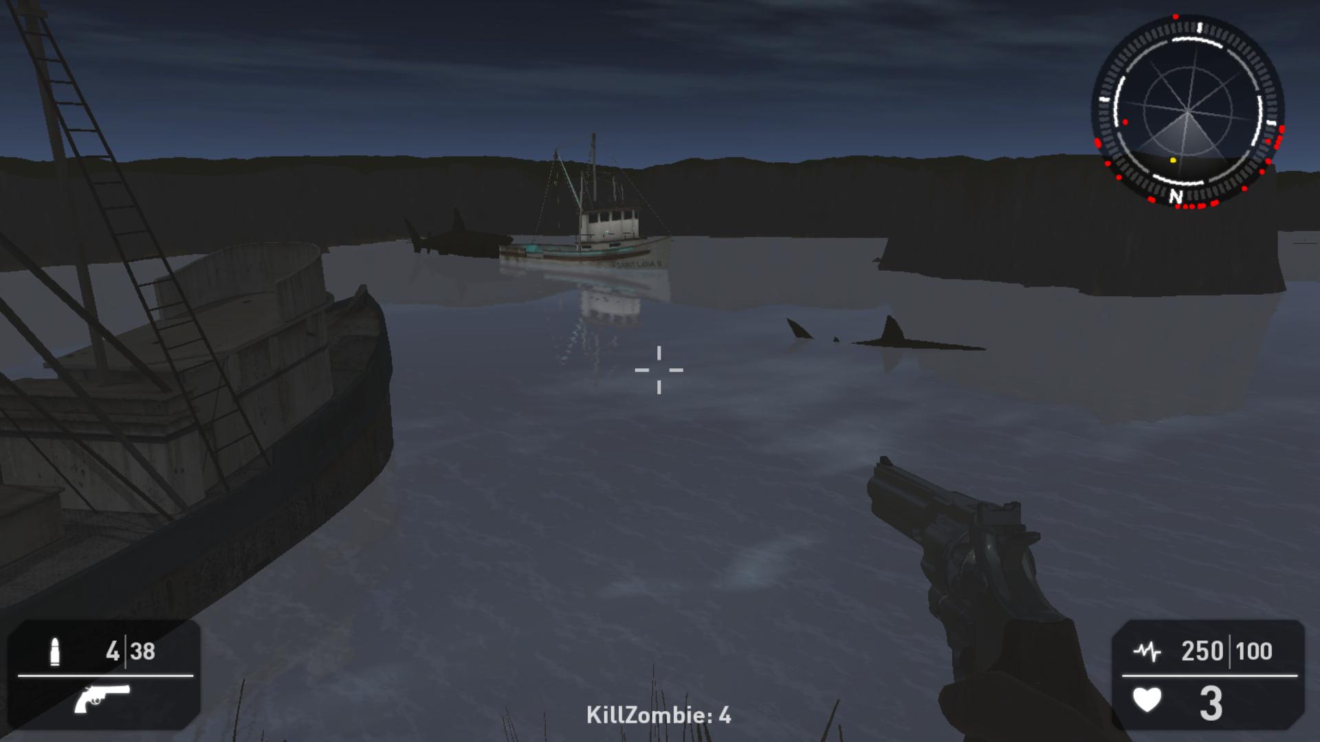 Shark Update Endless Zombies 12