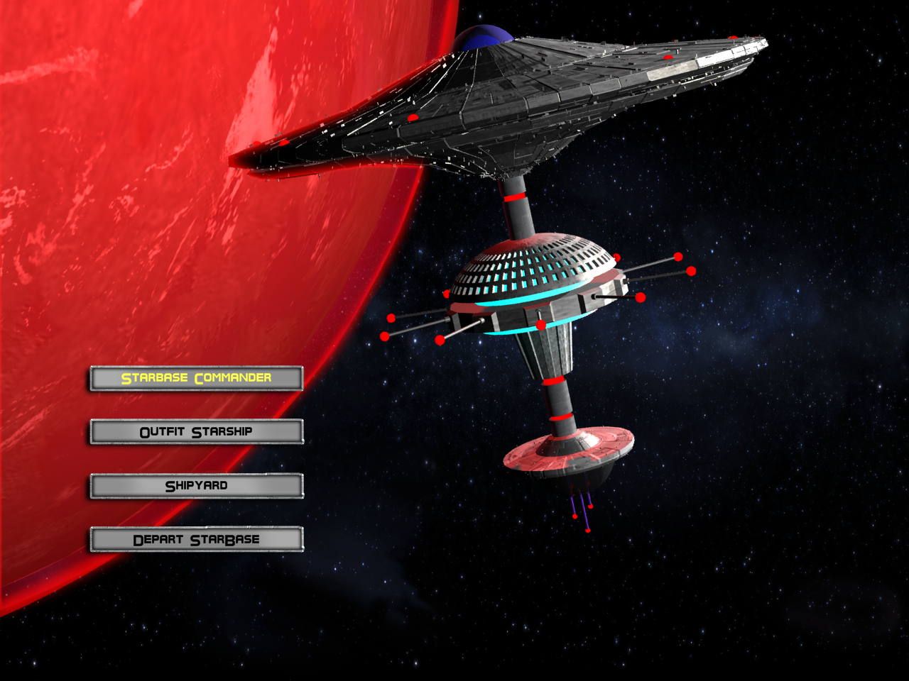 The Starbase, courtesy of UQMHD