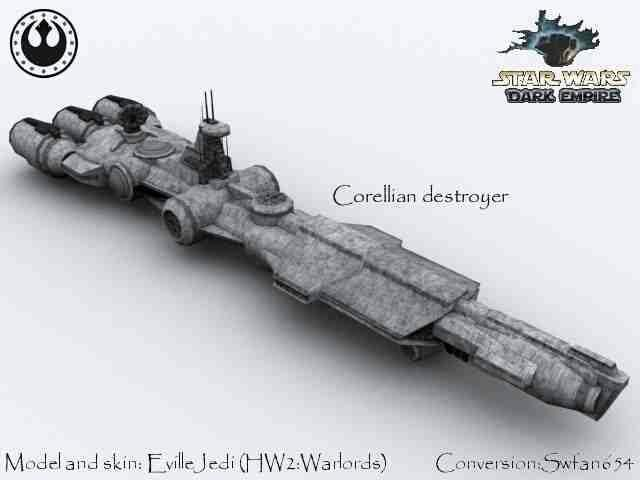 Corellian Federation Starships And Stations Poll News