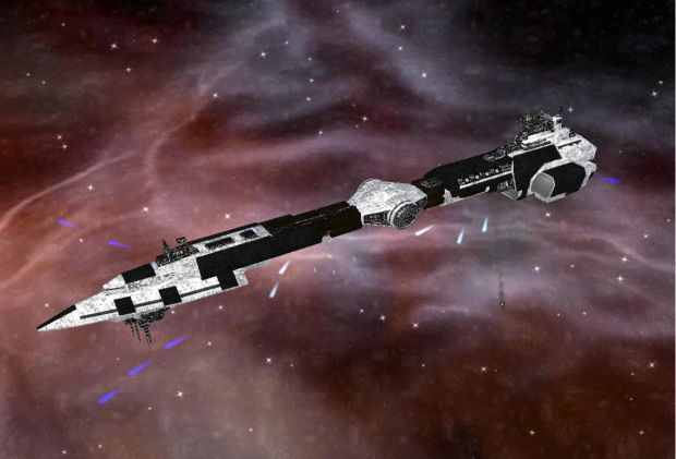 Corellian frigate