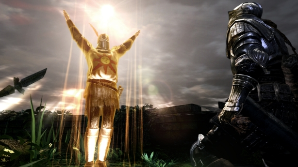 XENON: POST YOUR SOLAIRE COSPLAY. 1343533783801