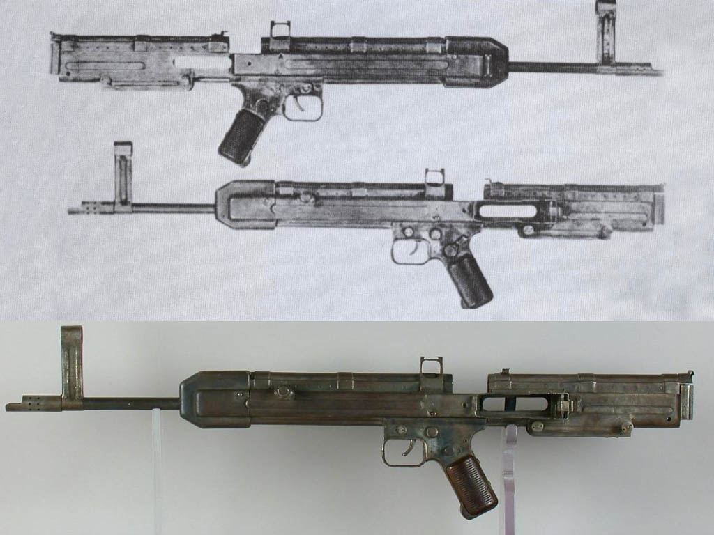 Prototype weapons of WW2 image - MCh2207Cz - Mod DB
