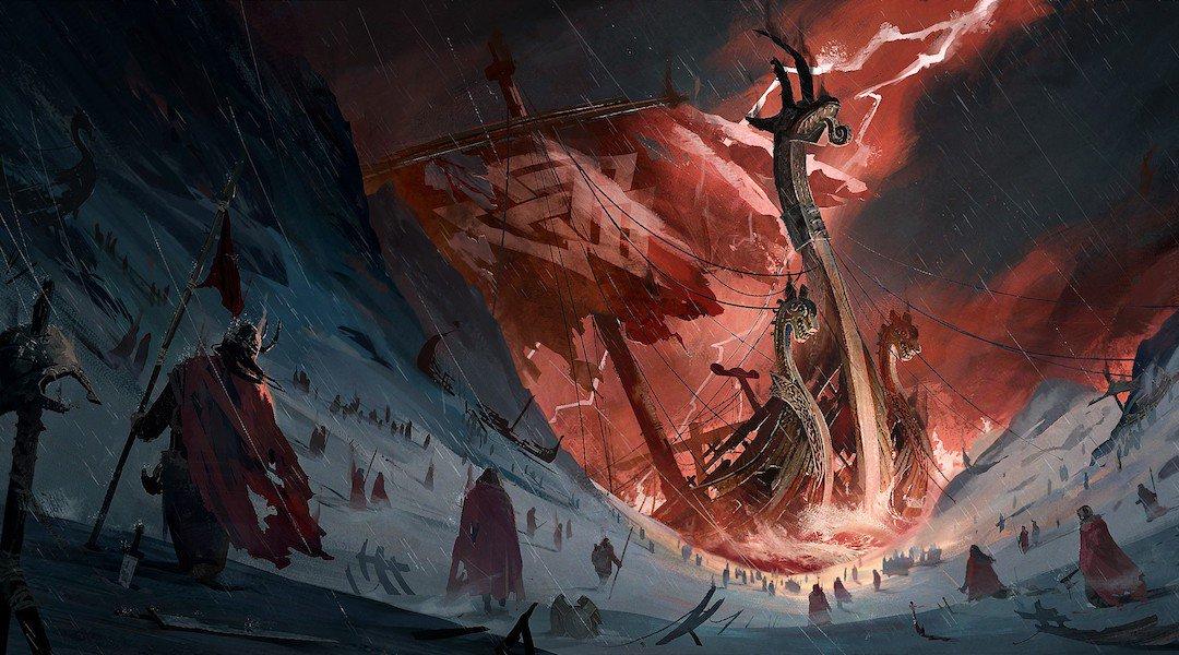 Assassins Creed Ragnarok concept
