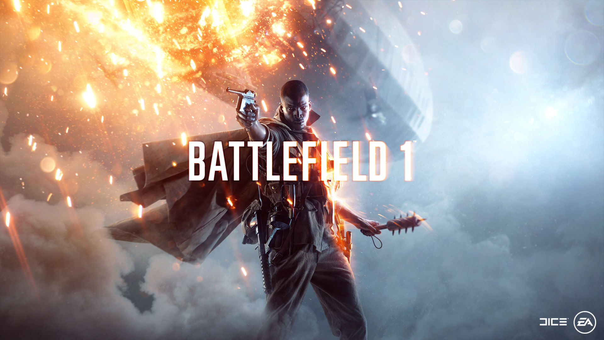 Battlefield 1 Official Wallpaper