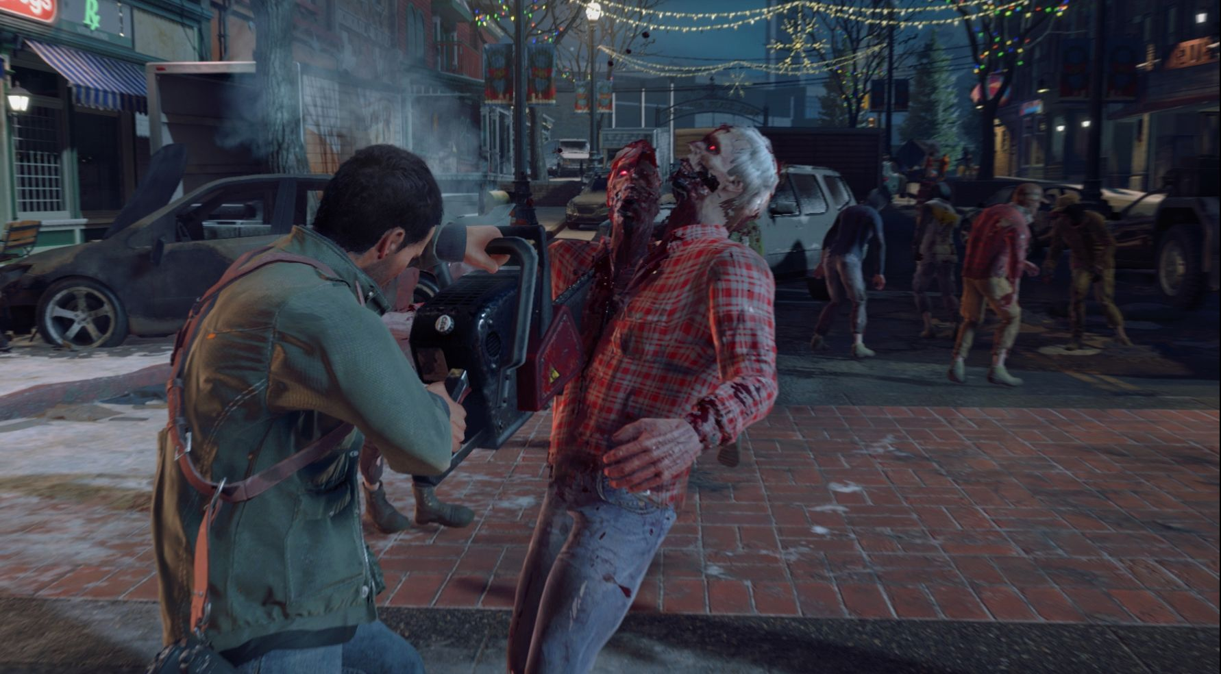 Dead Rising 4 Zombie Slice of Fu