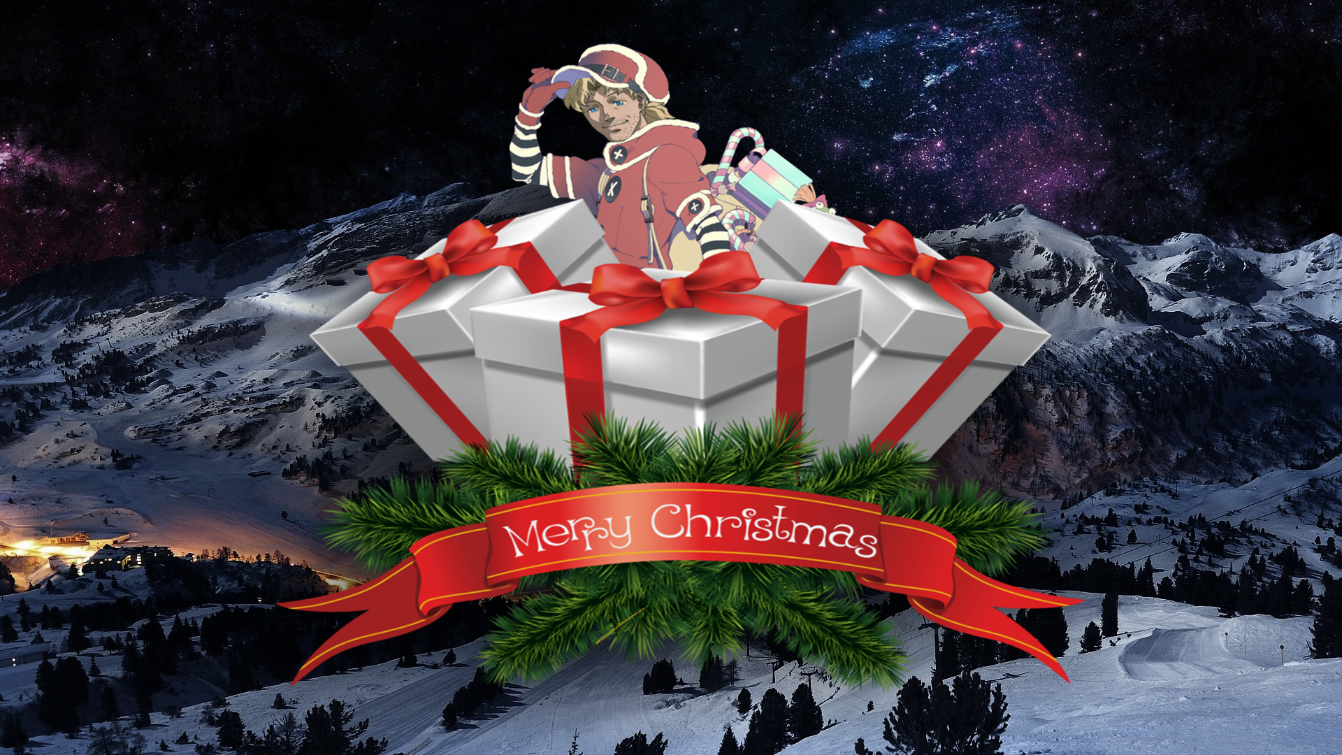 Merry Christmas 2015 png 5