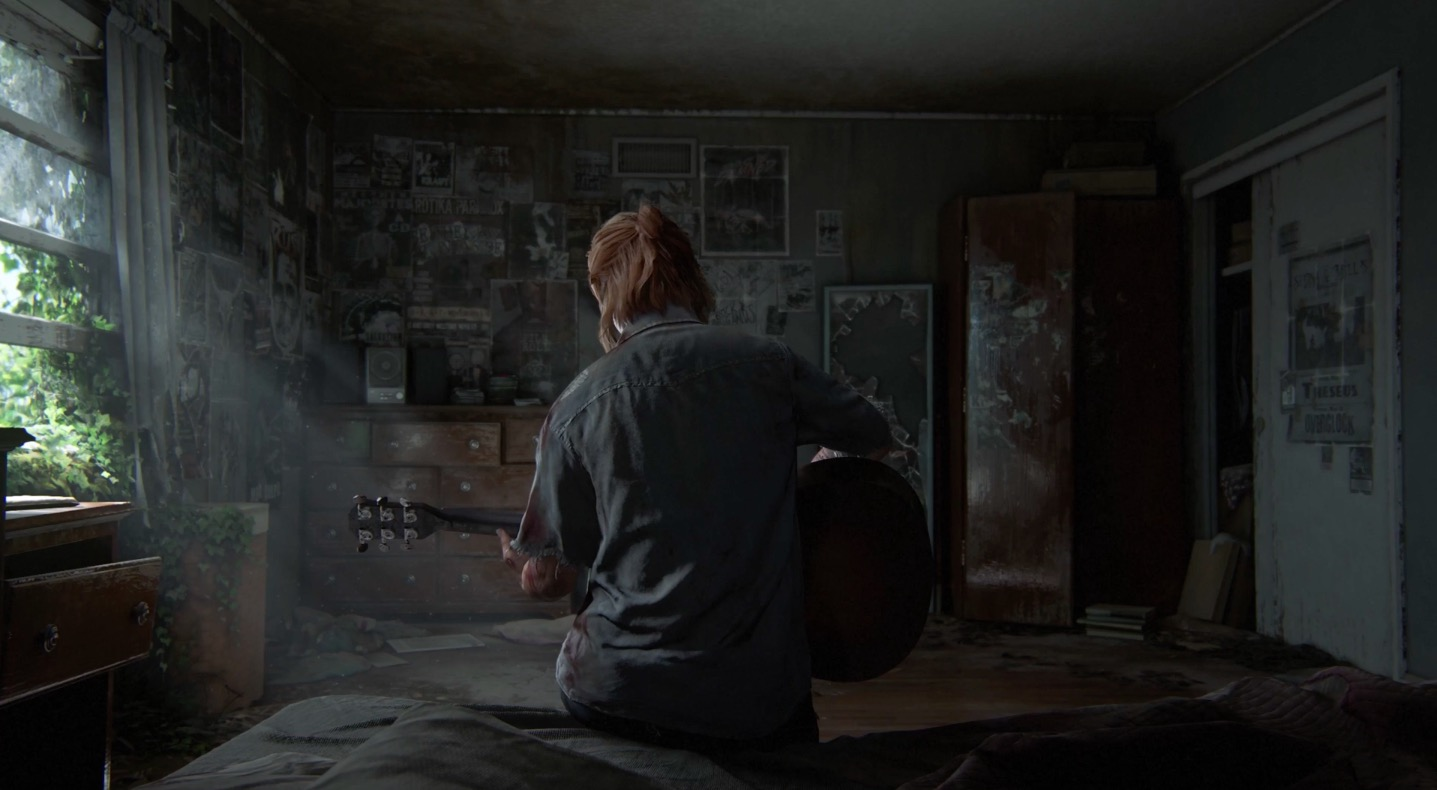 The Last Of Us Pat II 3