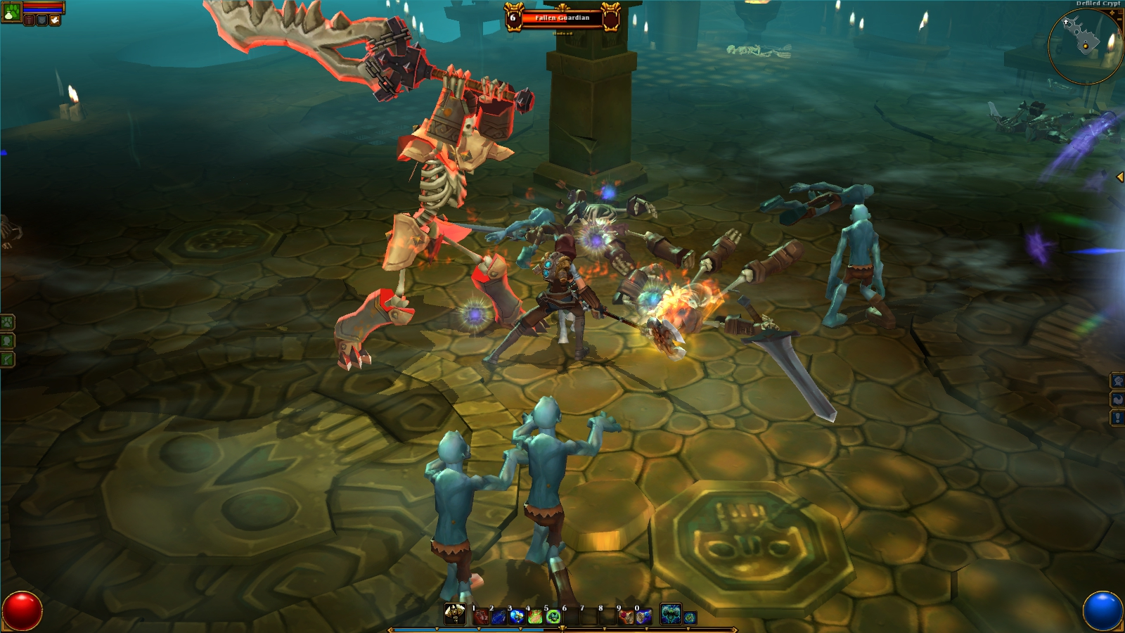 Torchlight 2 preview 1