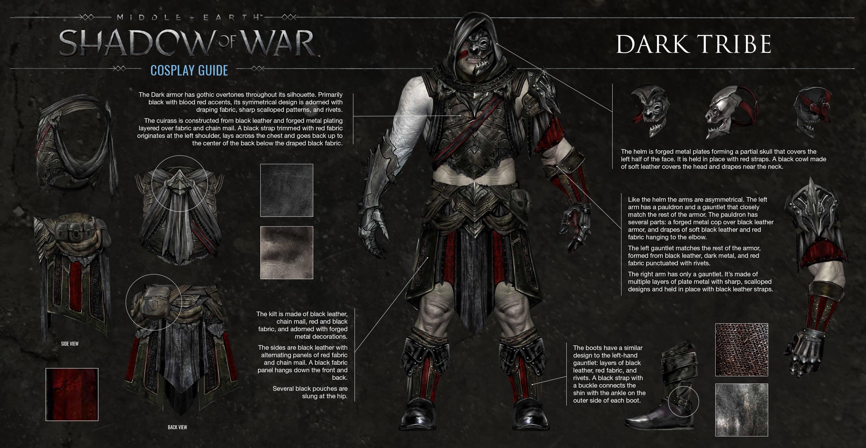 cosplay dark tribe 79540cde45
