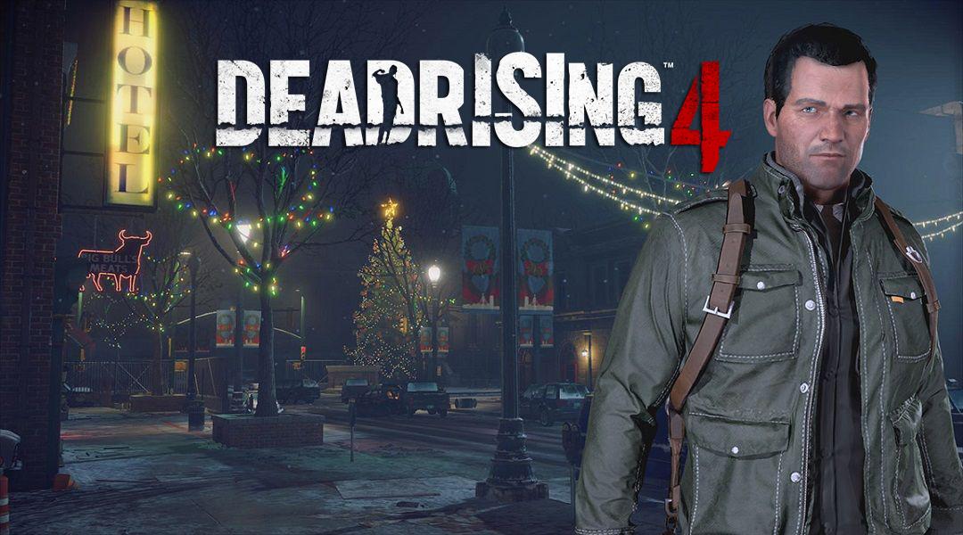 dead rising 4 christmas frank