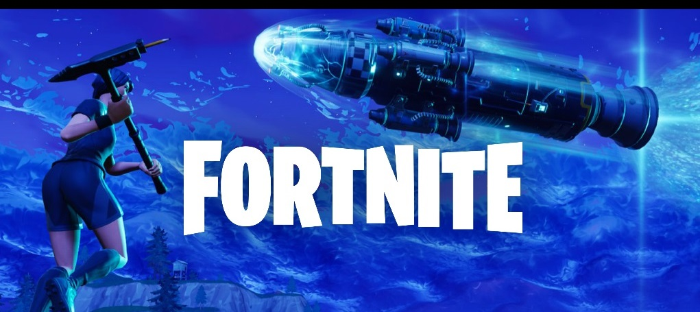 fortnite rocket event the end da 1