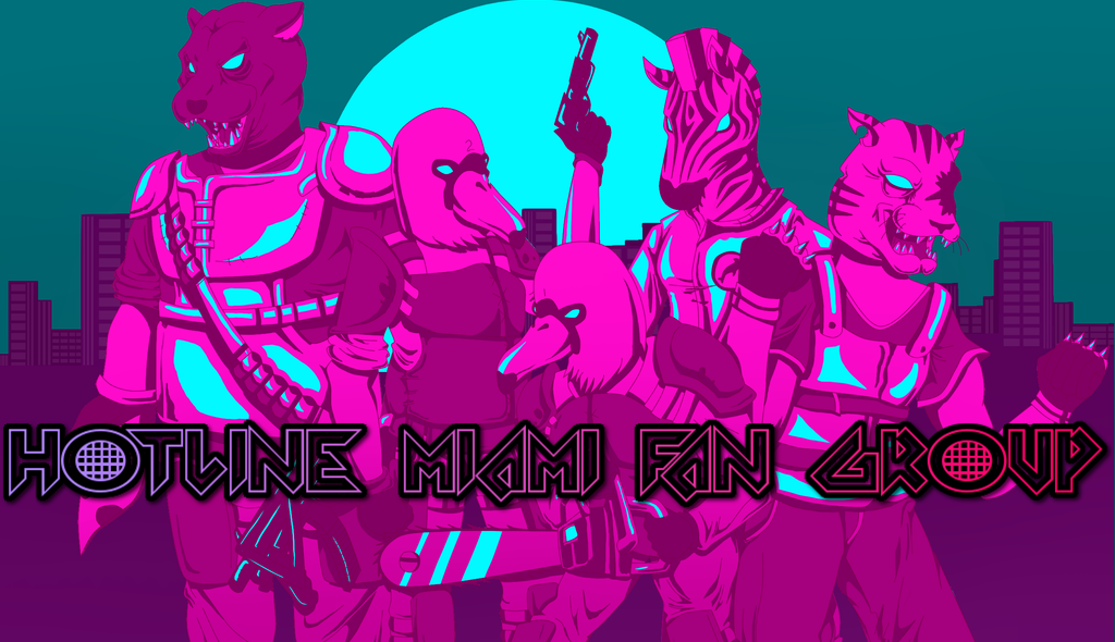 hotline miami the fans by xinima
