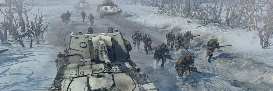 Company Of Heroes Tales Of Valor Windows Game Mod Db
