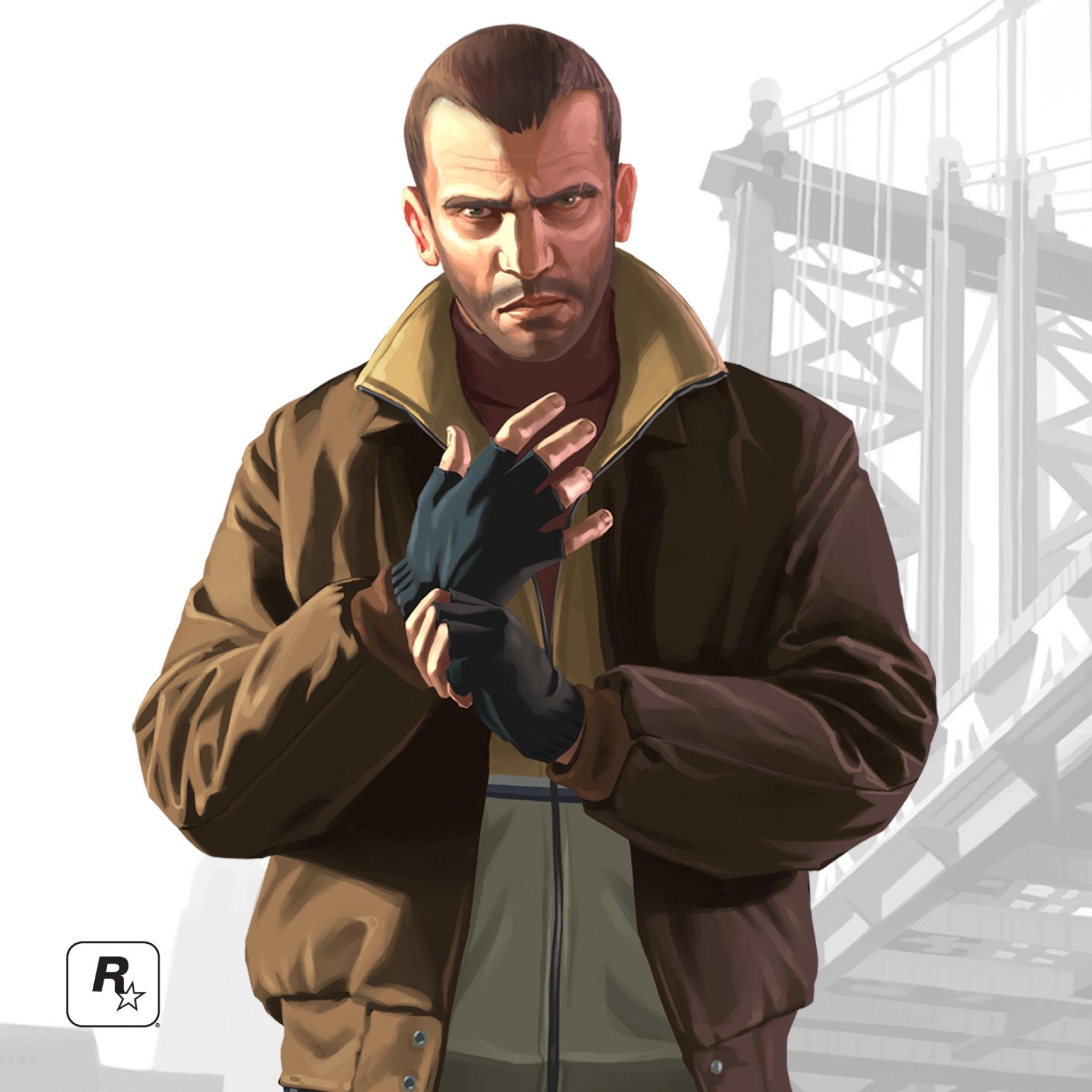 Image Result For Video Games Grand Theft Auto Niko Bellic Gta Iv Wallpaper