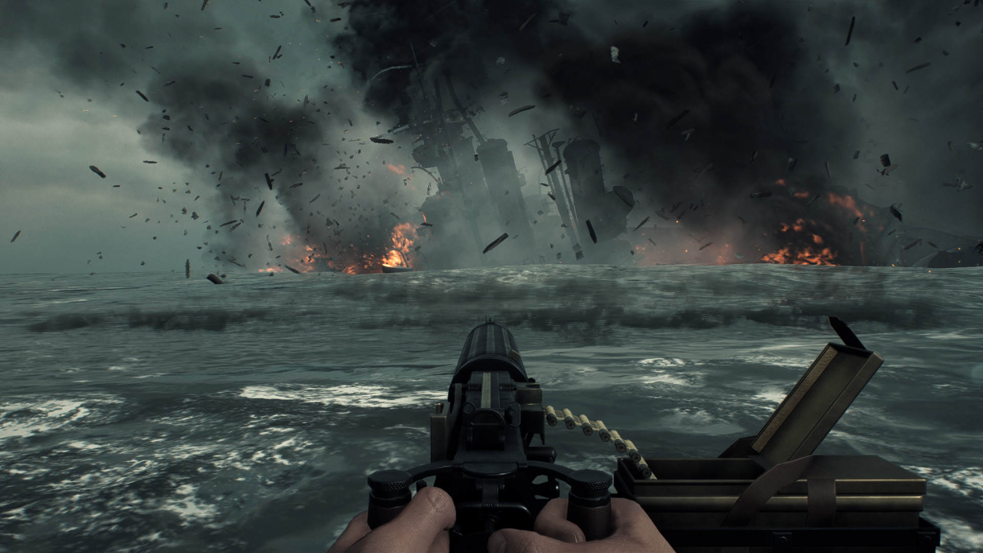 Battlefield 1 Turning Tides Screenshots Image Jones Mod Db