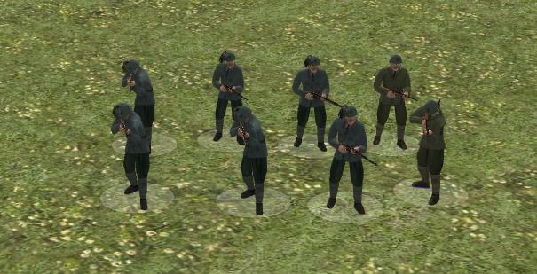 ita infantry