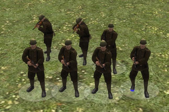 rom infantry