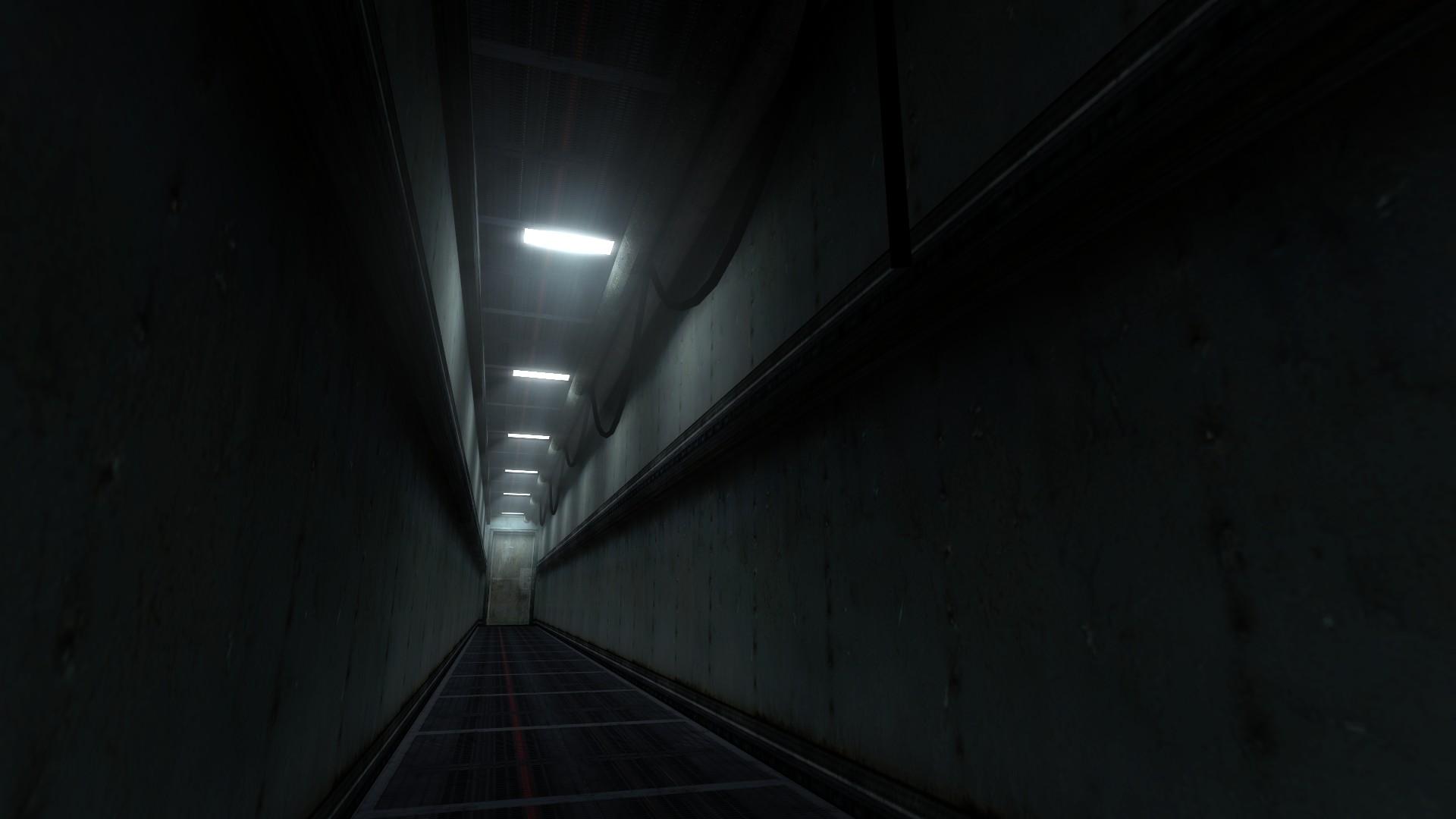 Dark corridor image hiyougami mod db - Wallpaper corridor ...