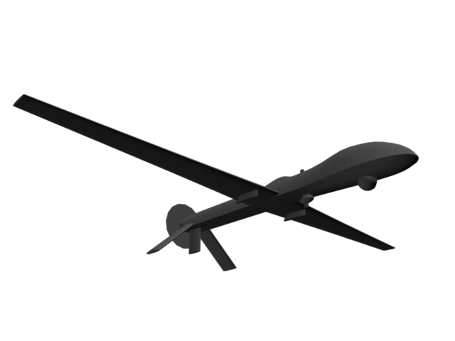 Report RSS Predator UAV View Original