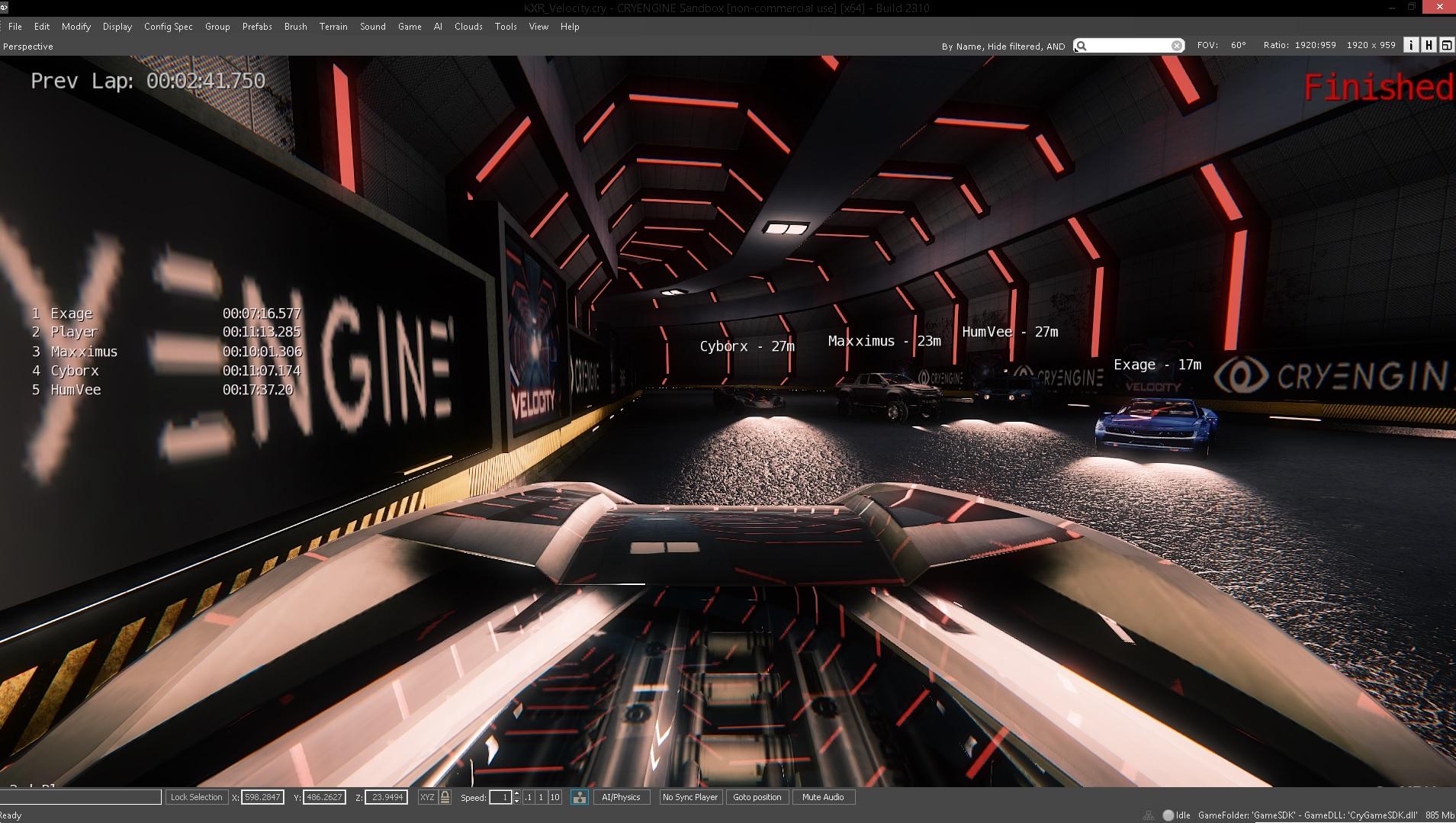 KXR gameplay1