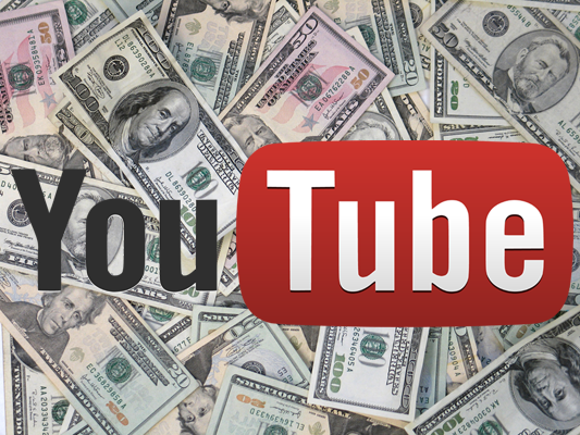 Earn money online From Youtube Monetization