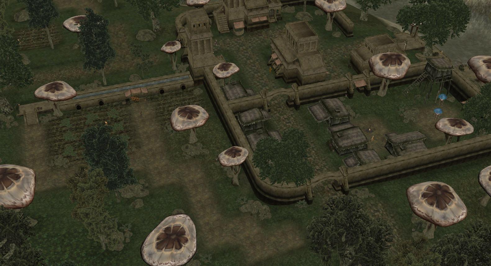 Dren Plantation